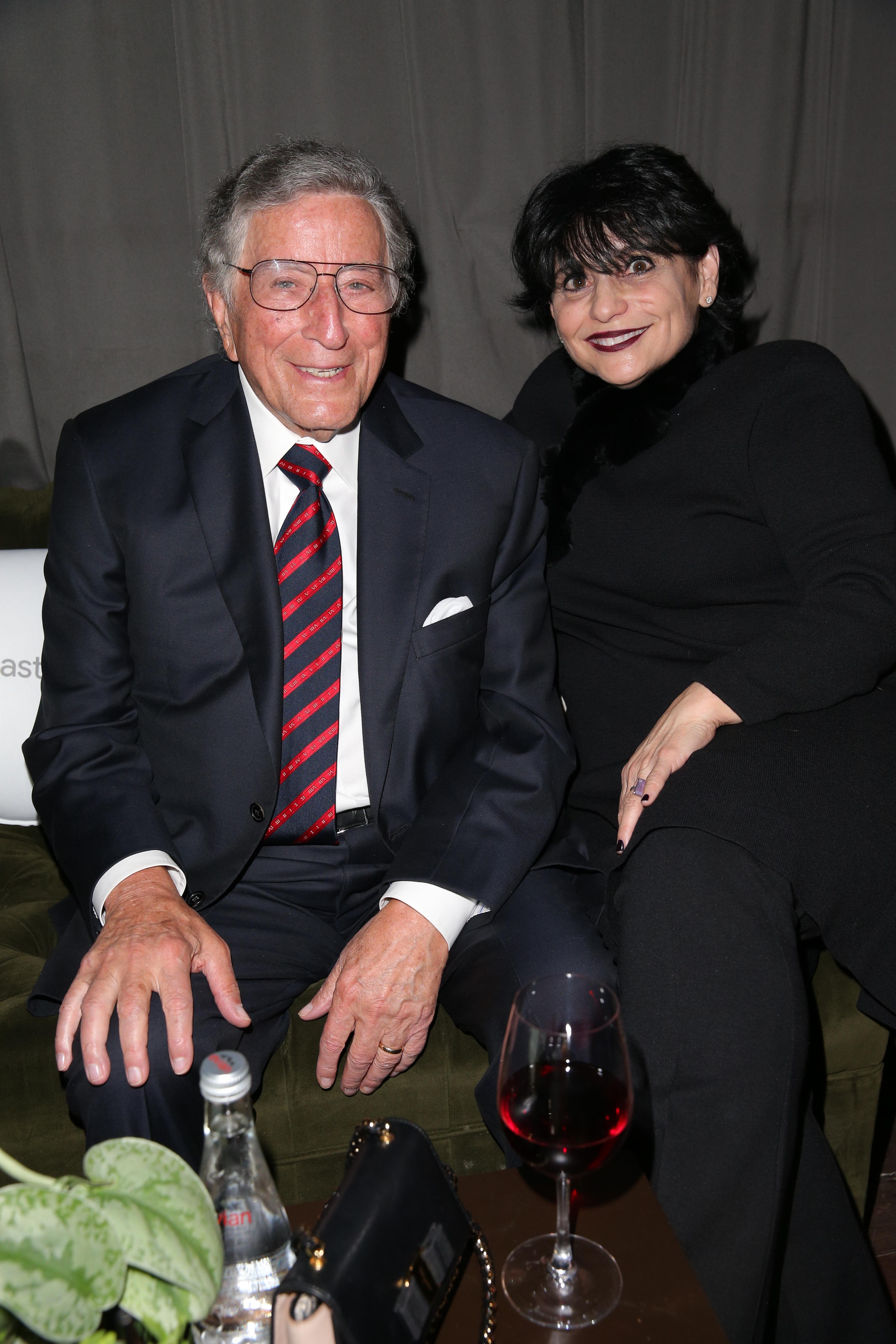 Joan Grande Tony Bennett
