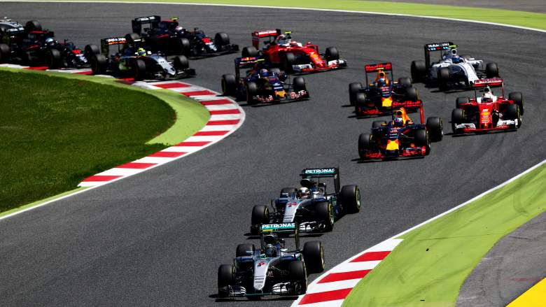 spanish grand prix 2017, start time, tv channel, live stream, how, when, where to watch, barcelona
