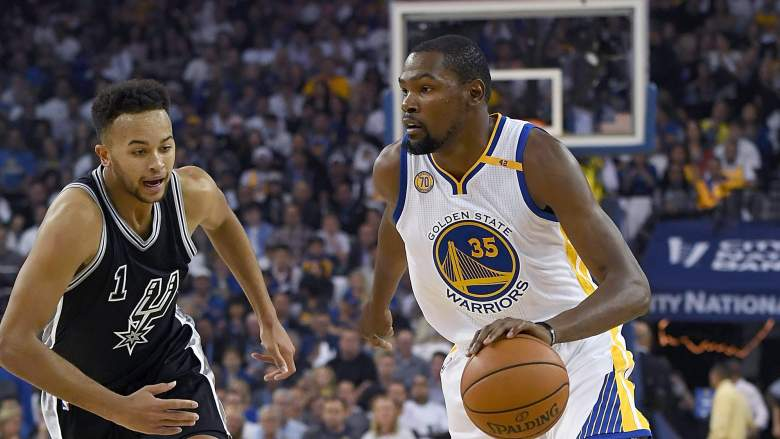 warriors vs spurs schedule, dates, start time, tv channel, western conference finals 2017, preview