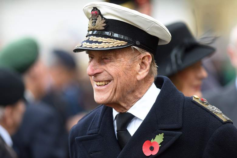 Prince Philip at Westminster Abbey