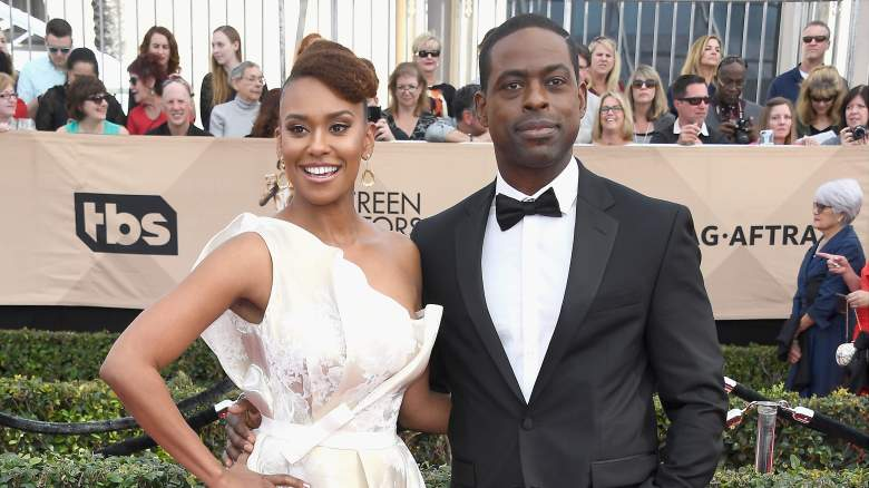 Ryan Michelle Bathe, Sterling K. Brown wife, Sterling K. Brown wife photo, Ryan Michelle Bathe bio