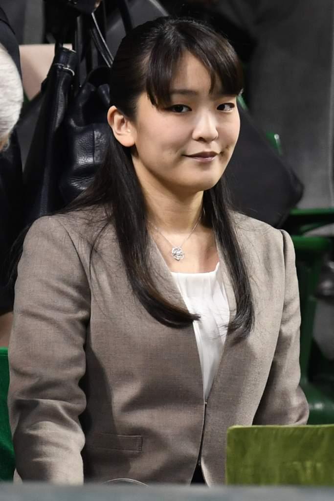 Princess Mako engaged