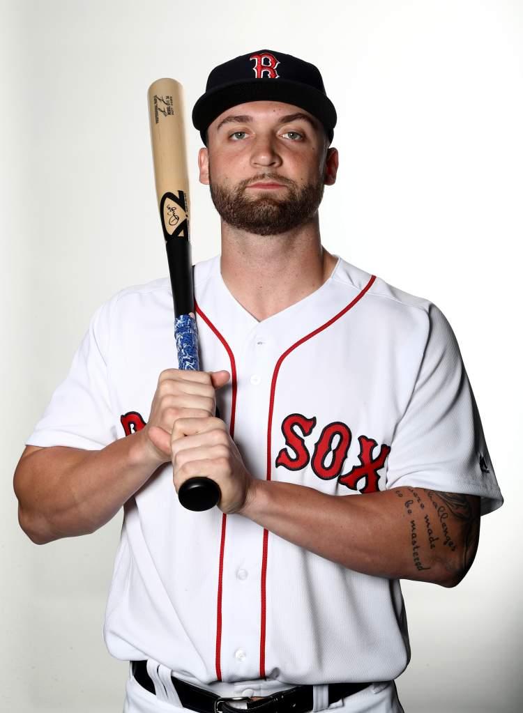 Sam Travis, Sam Travis Red Sox