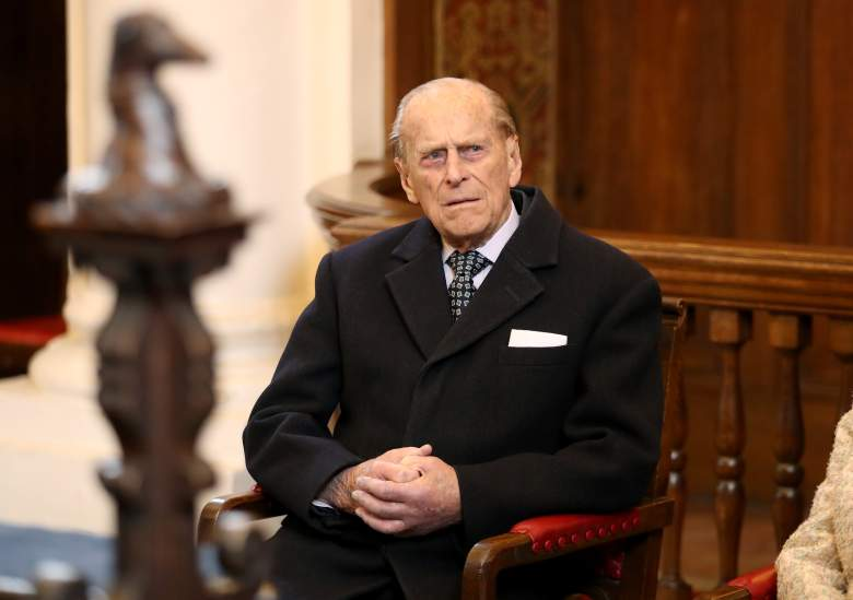 Prince Philip at The Charterhouse