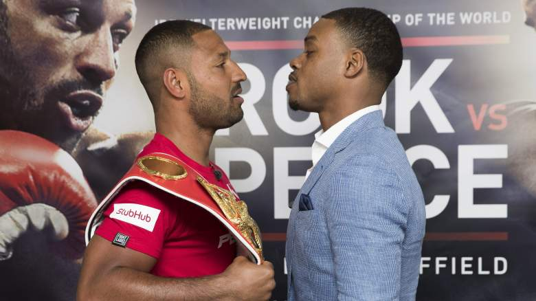kell brook vs errol spence jr, brook vs spence start time, tv channel, live stream, how to watch brook vs spence, fight card, schedule, list of fights