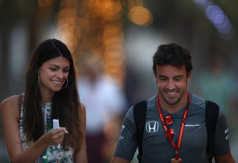 Fernando Alonso, Linda Morselli