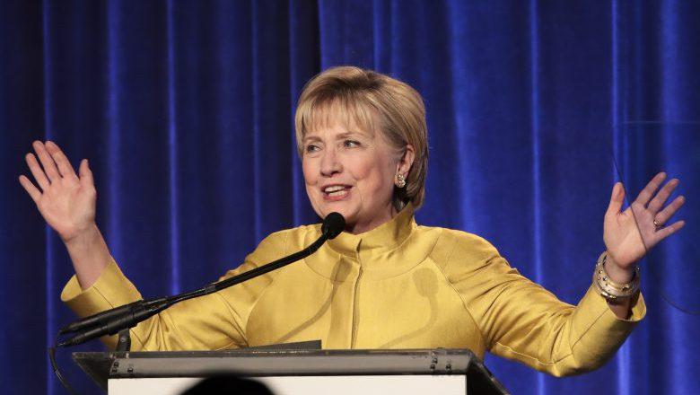 Hillary Clinton LGBT center dinner, Hillary Clinton LGBT speech, Hillary Clinton 2017 speech