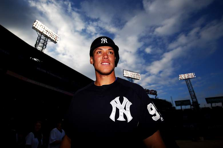 Aaron Judge parents, Aaron Judge family, Aaron Judge adopted