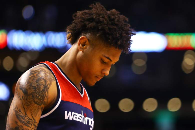 Kelly Oubre suspended, Kelly Oubre ejected, Kelly Oubre