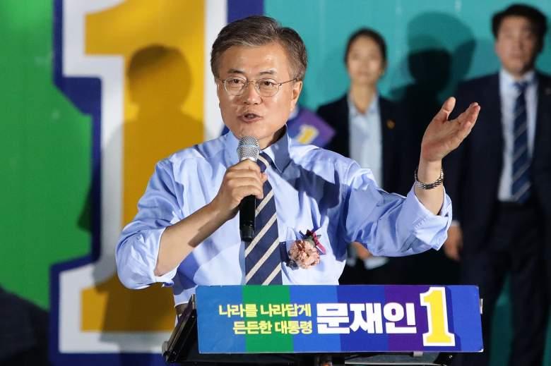 Moon Jae-in election, Moon Jae-in presidential election, Moon Jae-in south korea