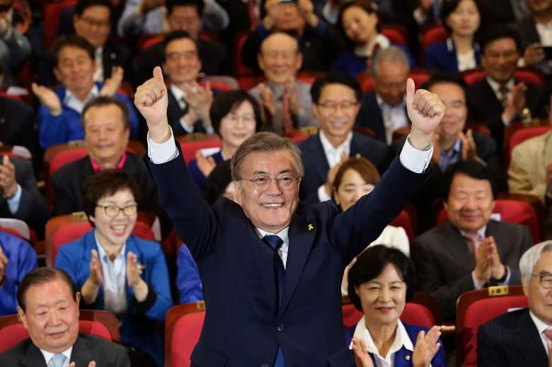 Moon Jae-in south korea, Moon Jae-in south korea election, Moon Jae-in south korea president