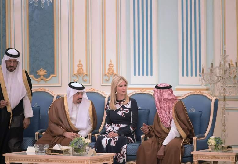 ivanka trump saudi arabia