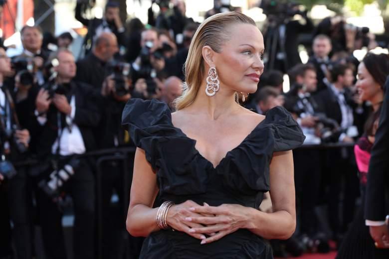 Pamela Anderson new look