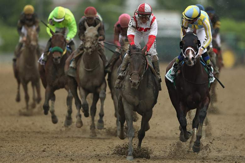 preakness, results, who won race, cloud computing