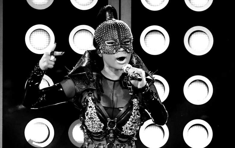 Nicki Minaj, Nicki Minaj Billboard Music Awards Performance, Nicki Minaj Billboard Awards Performance 2017