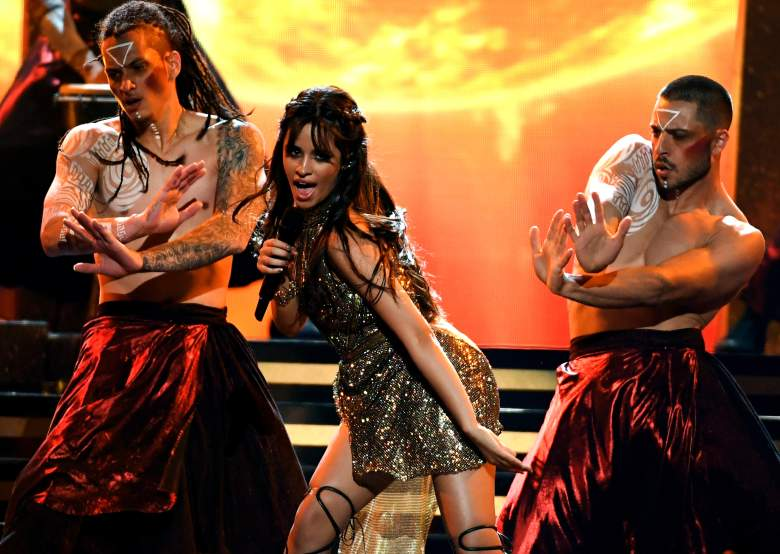Camila Cabello performs at the 2017 Billboard Music Awards, Camilla Cabello Performance