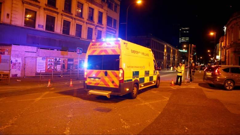 John Atkinson, Manchester bombing victim, Manchester bombing victim identified