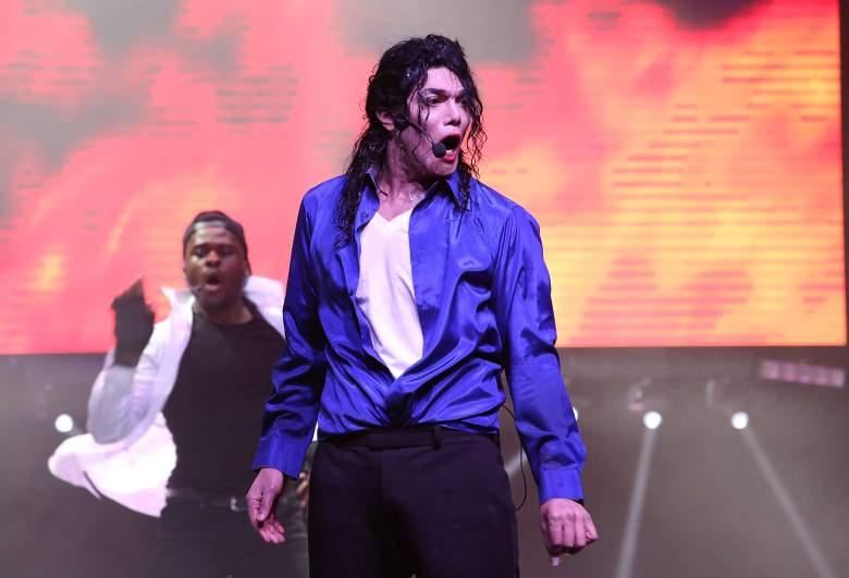Michael Jackson Navi, Navi Michael Jackson Impersonator, Michael Jackson Lifetime movie