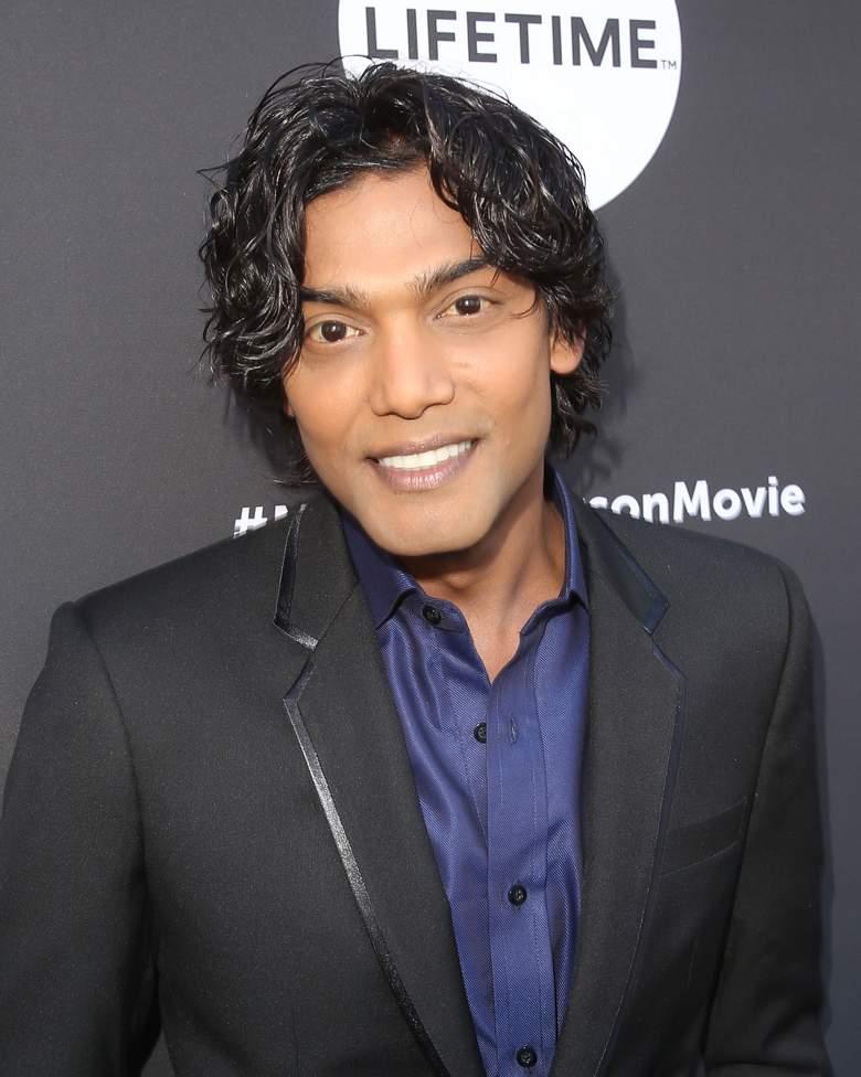 Michael Jackson Navi, Navi Michael Jackson Impersonator, Michael Jackson Lifetime movie, Navi without makeup