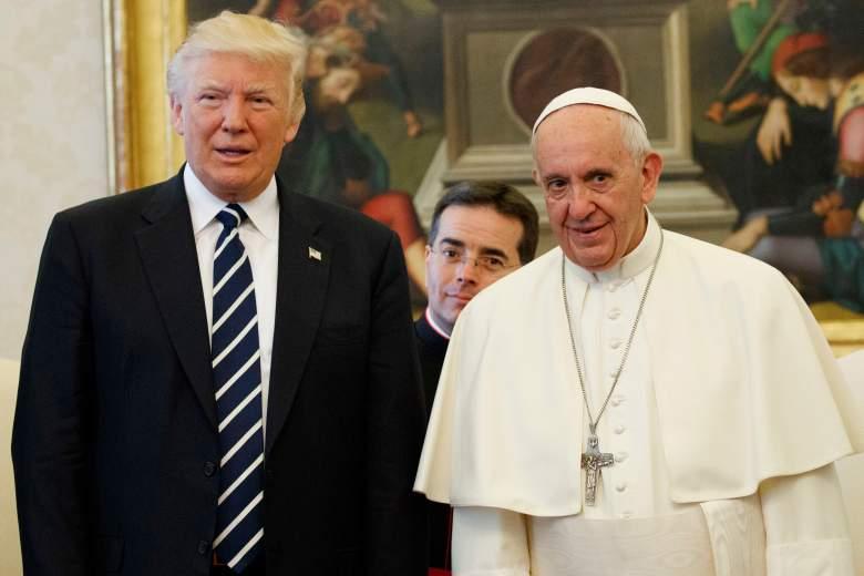 Donald Trump Pope Francis, Donald Trump Pope visit, Donald Trump Pope Francis Photo