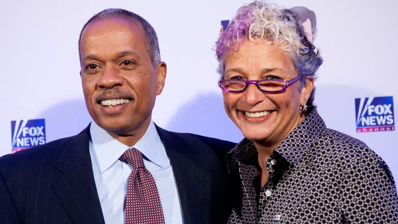 Juan Williams wife, Juan Williams Susan Delise, Susan Delise