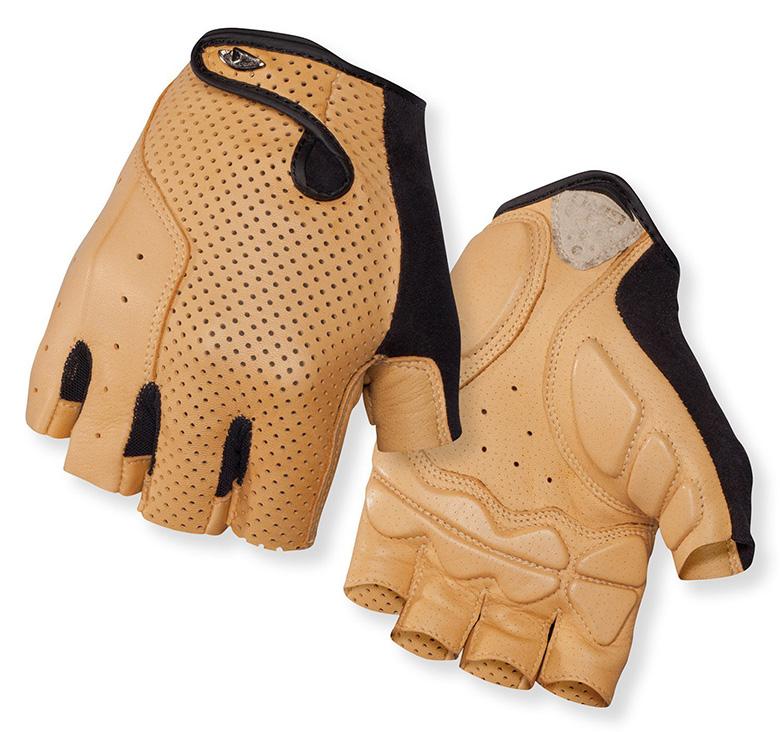 Orange Classic Cycling Aero Gloves