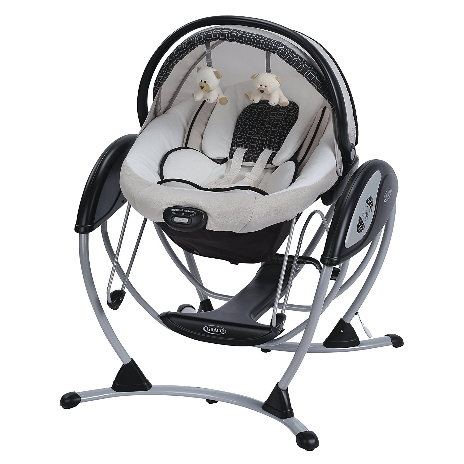 graco glider elite baby swing, best baby swing