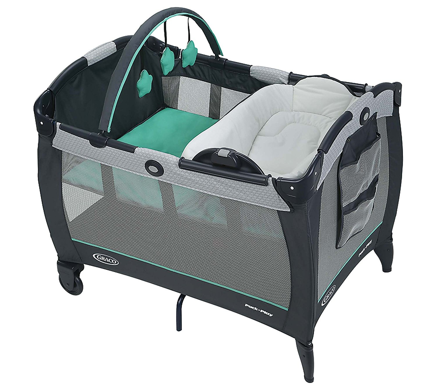 graco pack 'n play with reversible napper and changer playard, graco pack 'n play, graco playpen, best playpen for babies, playpen for babies, baby play yard