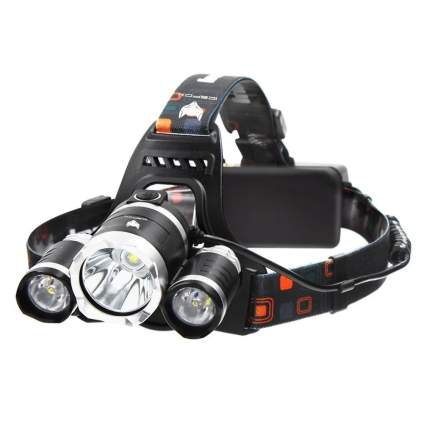 icefox, headlamp, camping, camping essentials