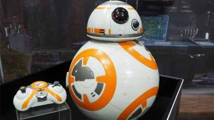 hero droid bb8