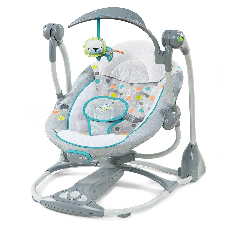 ingenuity convertme baby swing, best baby swing