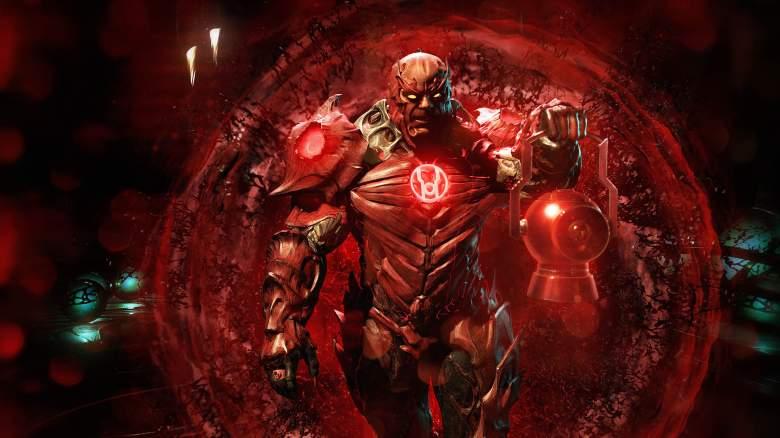 Injustice 2 Atrocitus