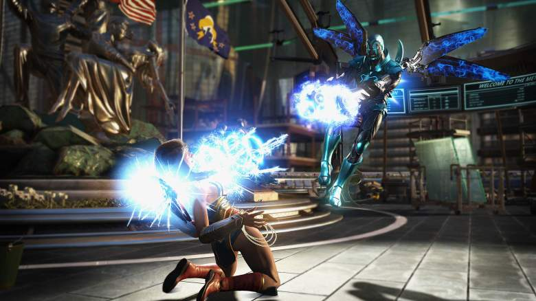 Injustice 2 Blue Beetle