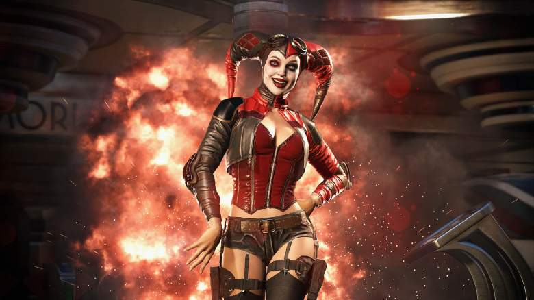 Injustice 2 Harley