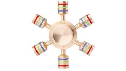 ispin brass spinner