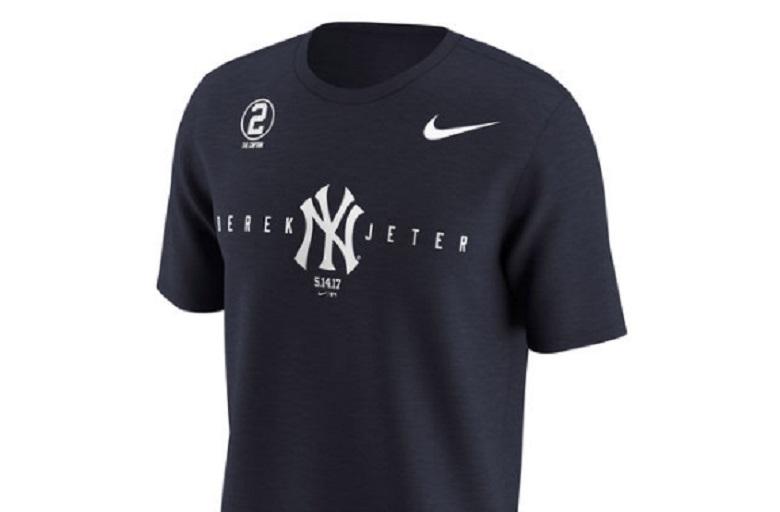 derek jeter yankees retirement jerseys shirts hats signed baseballs bats memorabilia gear apparel
