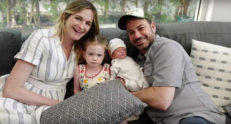 Jimmy Kimmel son, Billy Kimmel, Jimmy Kimmel son heart disease