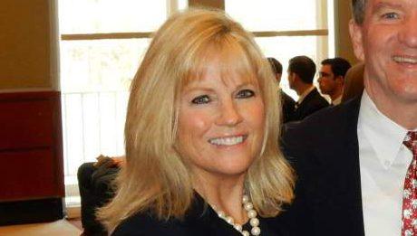 julie clarke, sheriff clarke wife