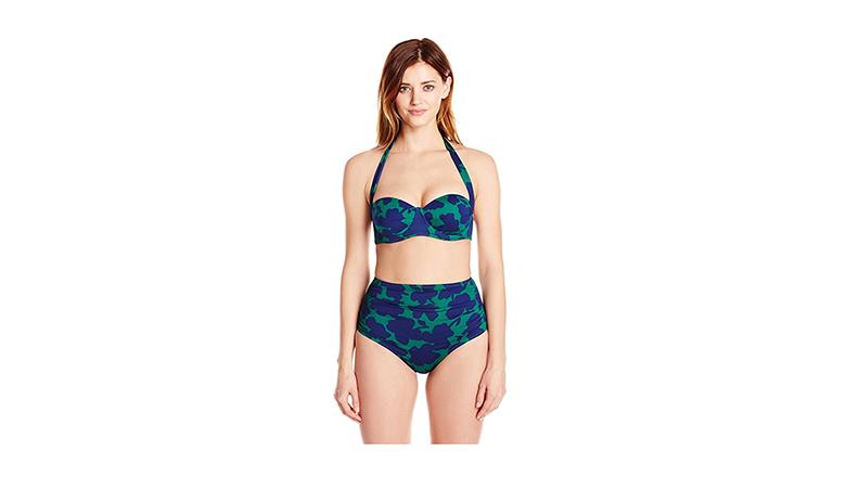 high waisted bikini, high waisted swimsuits, high waisted bathing suits, high waisted swimsuit, high waist bikini, lark & Ro