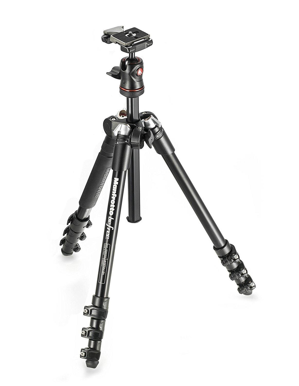 manfrotto befree compact tripod, travel tripod, best travel tripods, best tripods for travelling