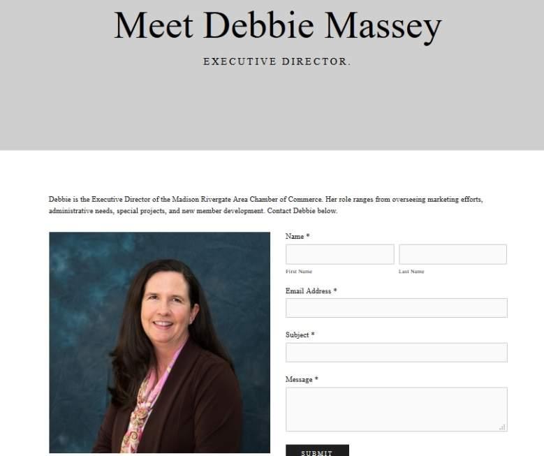 Debbie Odom Massey, LGBT, Last Man Standing, Madison Rivergate Chamber of Commerce