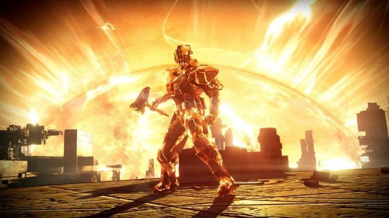 Destiny, Sunbreaker