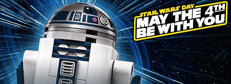 Star Wars Day Deals, Star Wars Day LEGO set, Star Wars Day 2017