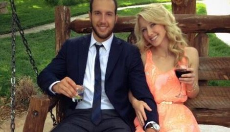 Nick Bonino wife, Lauren Bonino, Nick Bonino fiancee, Nick Bonino girlfriend