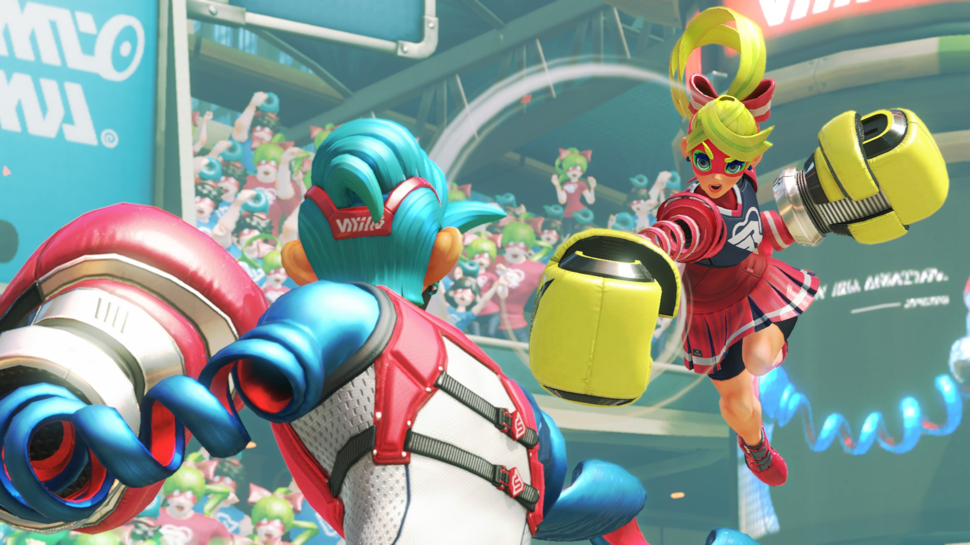 ARMS, ARMS Global Test, ARMS Global Testfire