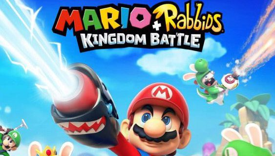 Mario x Rabbids
