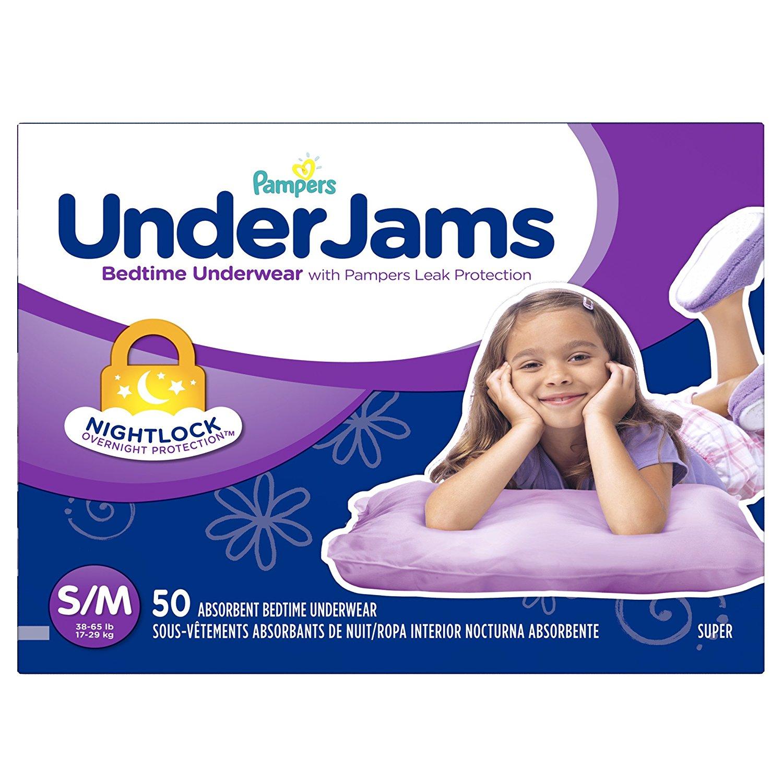 pampers underjams bedtime underwear, best training pants for toddlers, training pants, training pants for girls