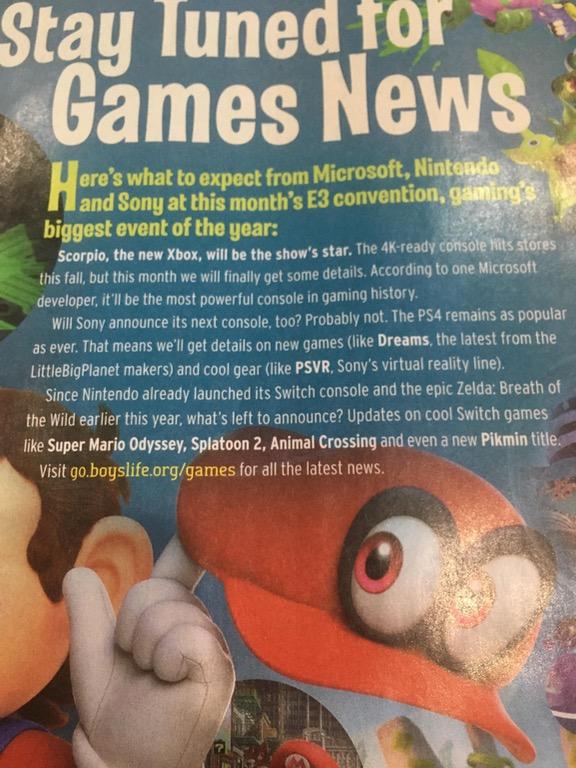 Boy Scout Magazine