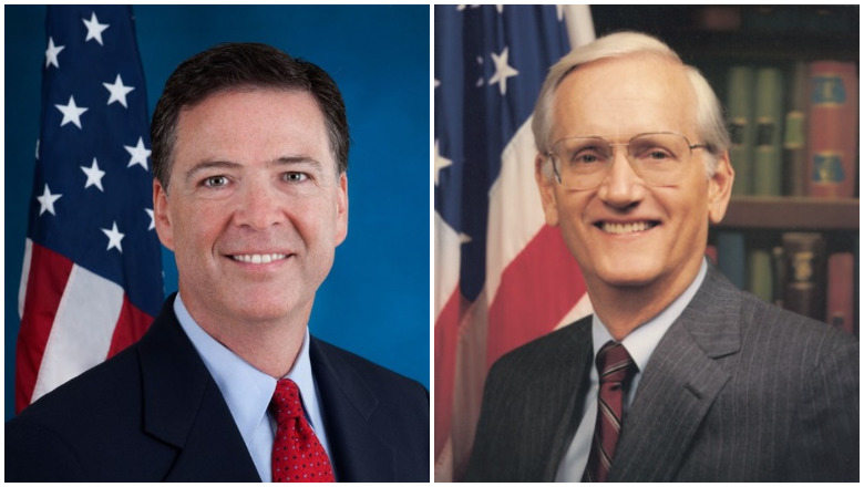 james comey, william sessions
