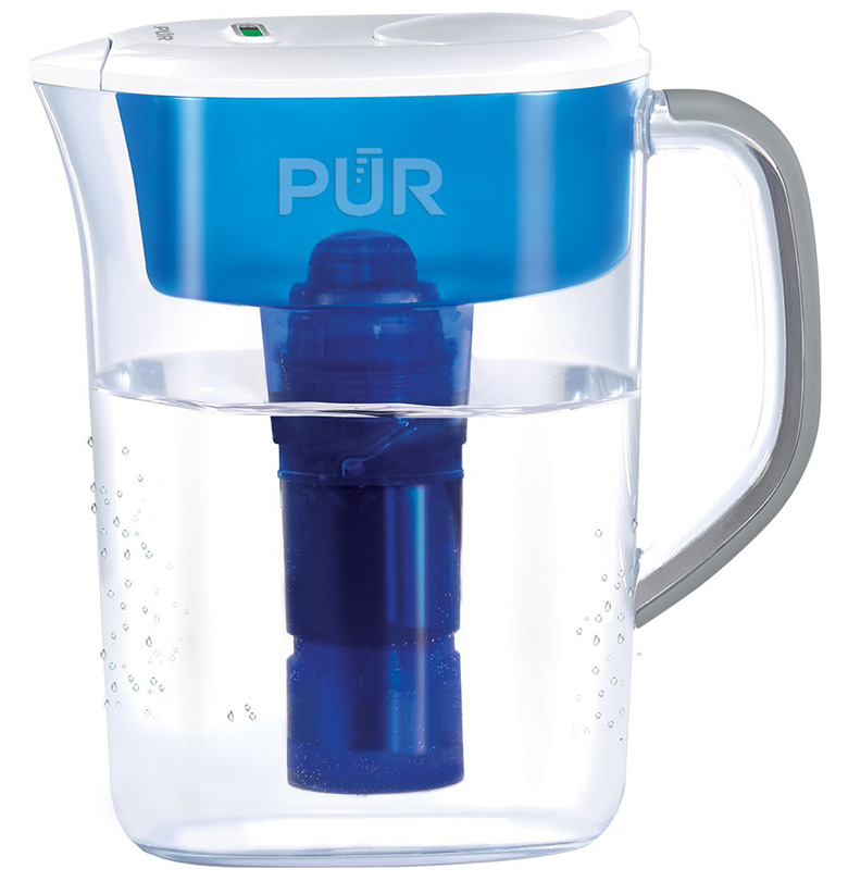 PUR 7 Cup Ultimate Water Filtration Pitcher with LED Indicator